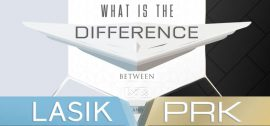 What is the difference between LASIK and PRK