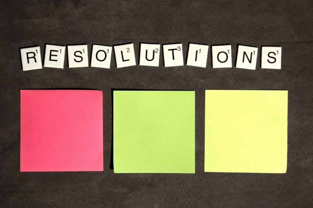 Scrabble tiles spelling Resolution